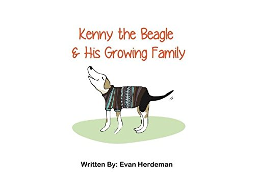 Kenny the Beagle and His Growing Family for sale  Delivered anywhere in USA
