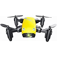 Mchoice Hot Sale Mini S9HW Altitude Hold 0.3MP HD Camera 6-Axis Foldable WIFI RC Quadcopter Pocket Drone