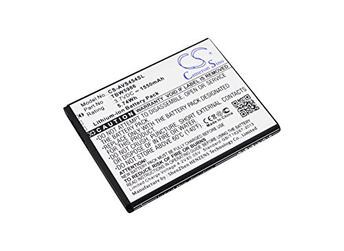 Archos Replacement Battery (Cameron Sino 1550mAh / 5.74Wh Replacement Battery for Archos 45b Helium 4g)