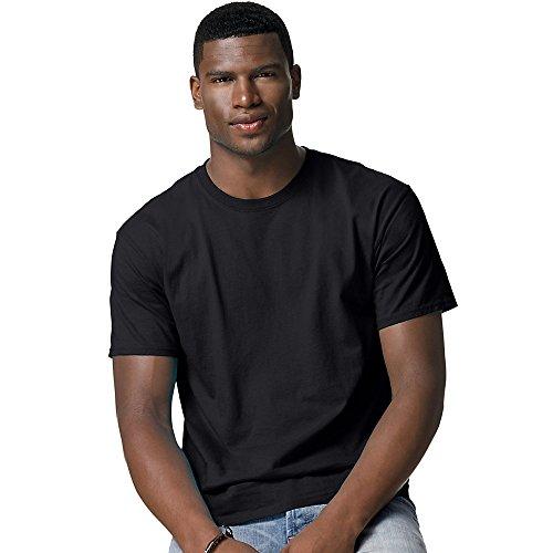 Hanes TAGLESS T-Shirt 5250 XL, Black
