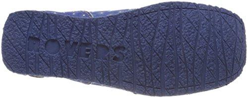 Rovers Donne Oxfords Blu (blu)
