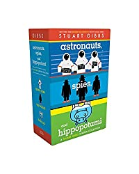 Astronauts, Spies, and Hippopotami: A Stuart Gibbs Starter Collection: Space Case; Spy School; Belly Up