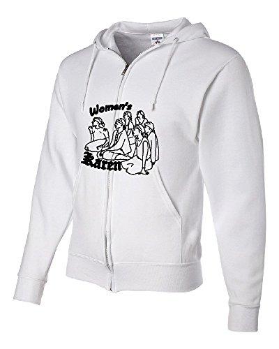 Women's Karen Men's NuBlend Full-Zip Hooded Sweatshirt