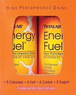 Double Fuel Energy Lab, Splash gazeuses aux fruits, de 4 à 8,4 onces Cans