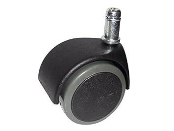 Ecotonik 039102-5* set 5 ruedas de goma sillas pack5rp: Amazon.es: Oficina y papelería