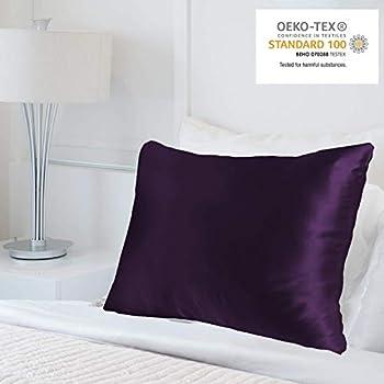 Amazon Com Myk Pure Natural Mulberry Silk Pillowcase 22