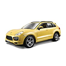 Bburago 1:24 Porsche Cayenne Turbo (Colors May Vary)