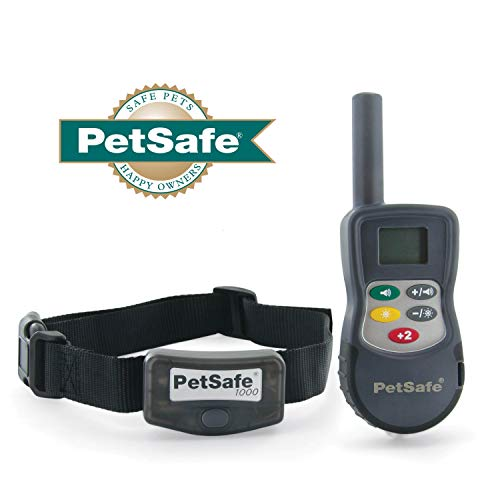 PetSafe Elite Little and Big Dog Remote Trainers, for Small, Medium and Large Dogs, Tone and Static, Waterproof and Rechargeable, Big Dog System