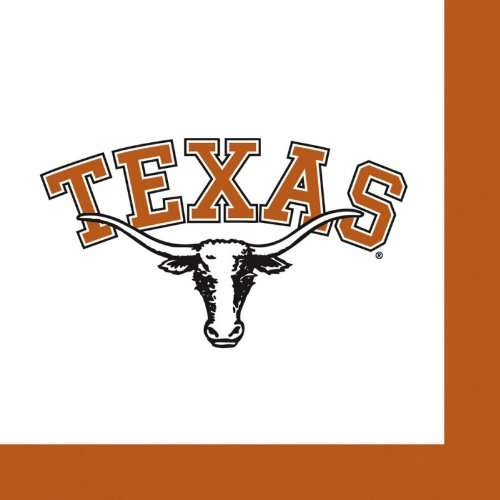 36 Pack University of Texas Luncheon Paper Napkins]()