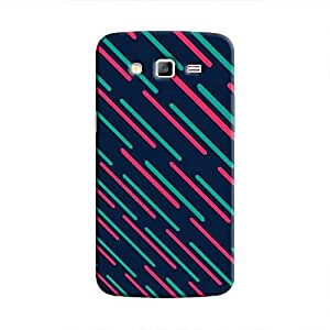Cover It Up - Teal Lasers Galaxy J5Hard Case
