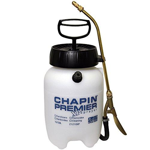 Sprayer Liquid (Chapin 21210XP Premire Pro XP Poly Sprayer For Fertilizer, Herbicides and Pesticides (1-Gallon))