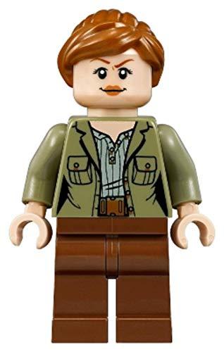 LEGO Jurassic World Claire Dearing Minifigure 75929 Fallen Kingdom Mini Fig