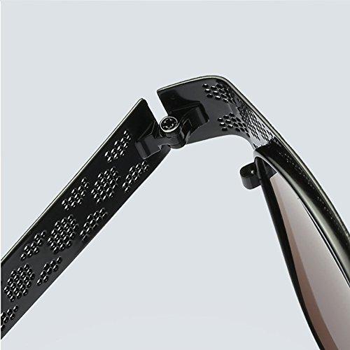 D C Ciclismo Gafas Esquí Alpinismo Unisex UV HECHEN Polarizadas Gafas para Pesca Protección Deportivas Hv7RO