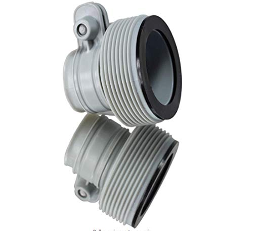 """1.25"""" to 1.5"""" Type B Hose Adapters for Pumps & Saltwater System"""