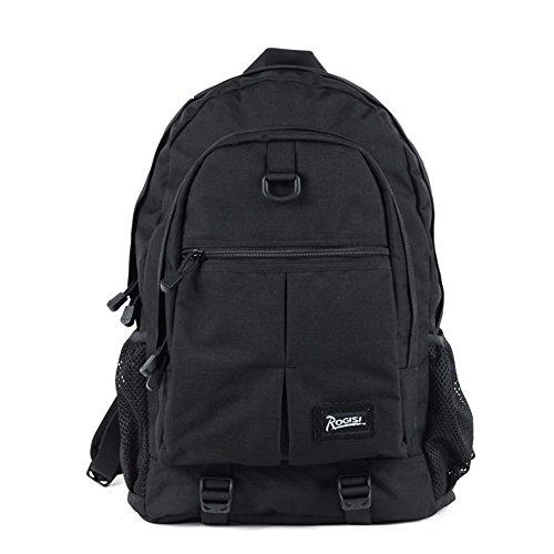 ALUK-Leichte Wanderrucksack / im Freien wasserdichte Tasche-schwarz 30L