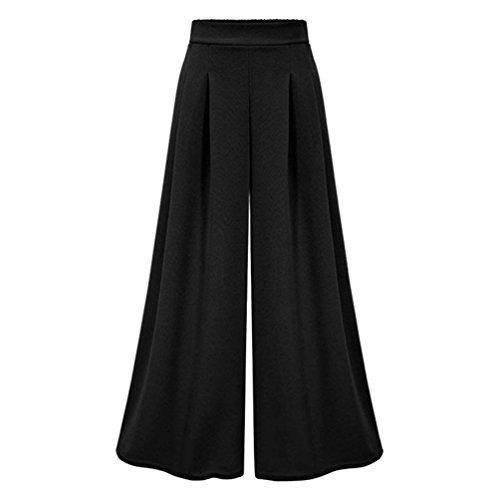 Colori Ragazze Solidi Pantaloni Larghi Pants Tempo Comodo Fashion Giovane Donna Pantalone Armee Baggy Elegante Estivi Di Stoffa Donne Libero Gr Base Moda wxtIqvq0Y
