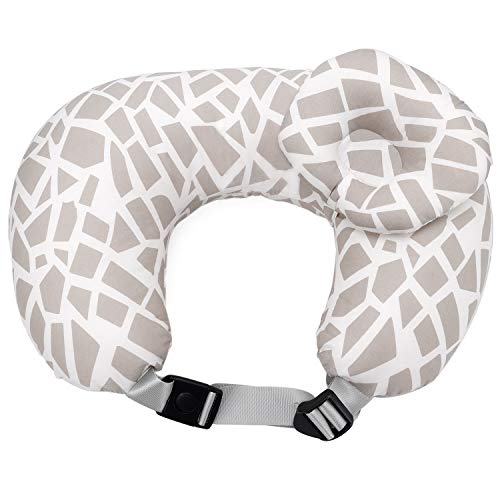 Adjustable Nursing Pillows - ISPINNER Nursing Pillow with Adjustable Belt