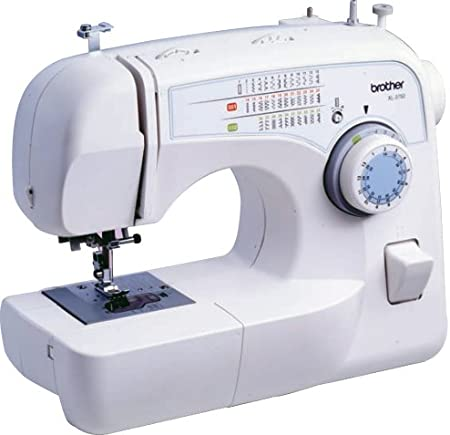 Brother XL-3750 - Máquina de Coser (Blanco, Máquina de Coser Manual, Costura, 1 Paso, Giratorio, 800 RPM): Amazon.es: Hogar