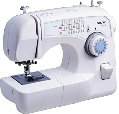 Brother XL-3750 - Máquina de coser (Blanco, Máquina de coser manual,