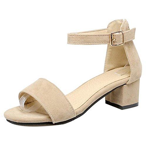 Zapatos beige formales Weeger para mujer x8R6QySB