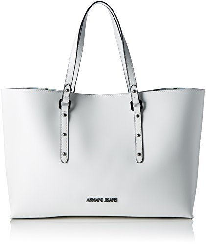 ARMANI JEANS - Women shopping shoulder bag 922171 7p757 - Shopping Armani Bag