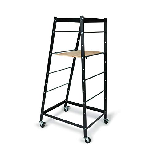 Mobile Clamp Rack - WoodRiver Mobile Clamp and Storage Rack