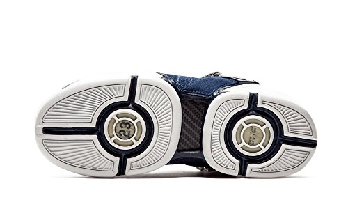 Nike Zoom Lebron 5 Navy Di Mezzanotte / Bianco-mdnght Nvy