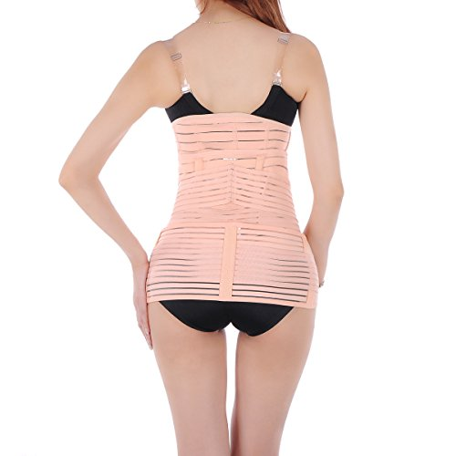 AKStore 3 in 1 Postpartum Maternity Supports Slimming Belt,Girdle Belly Band Support for Stomach Waist Pelvis Shapewear for Women by Akstore (Image #8)