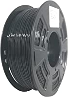 Stronghero3D 3D Printer PETG Filament 1.75mm black -1kg Spool (2.2 lbs) Diameter Tolerance +/- 0.05 mm from Stronghero3D