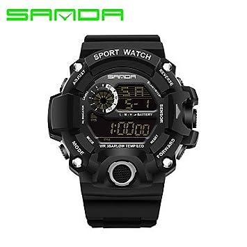 Relojes Hermosos, Hombre Reloj Deportivo Reloj Militar Reloj Smart Reloj de Moda Reloj de Pulsera
