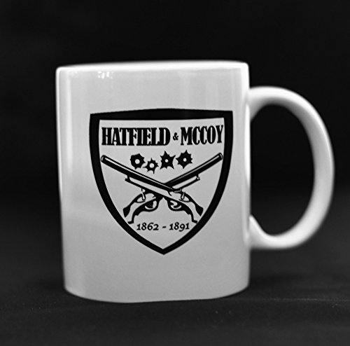(Hatfield and McCoy Coffee Cup)