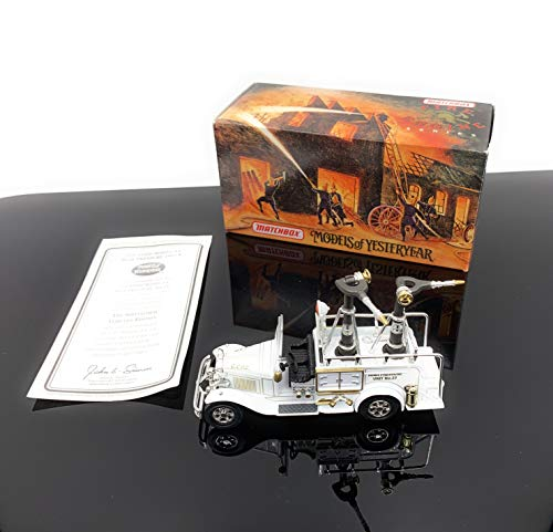 Matchbox Models of Yesteryear Fire Engine Series