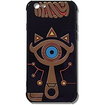 finest selection 53c95 ccd6c Amazon.com: The Legend of Zelda Sheikah Slate Eye Cell Phone Cases ...