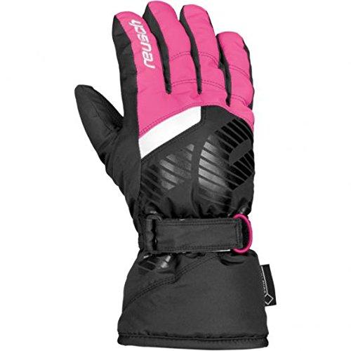 Reusch Mädchen Bullet Gtx Junior Handschuhe, Knockout Pink/Black, 6