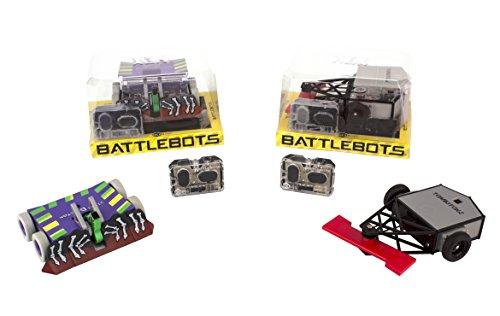 HEXBUG BattleBots REMOTE COMBAT Single (IR) (Assorted) - 1 Pack - Remote Control Battle Robot