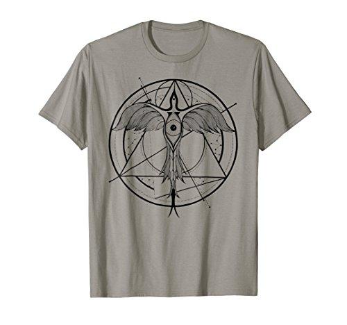(Phoenix ascending | Third eye | Sacred Geometry)