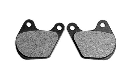 Volar Rear Brake Pads for 1973-1977 Harley Sportster XLCH 1000