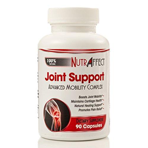 Des suppléments de glucosamine chondroïtine complexe de soutien interarmées avec extrait de Boswellia, curcuma, MSM, quercétine & bromélaïne - santé (90 Capsules)