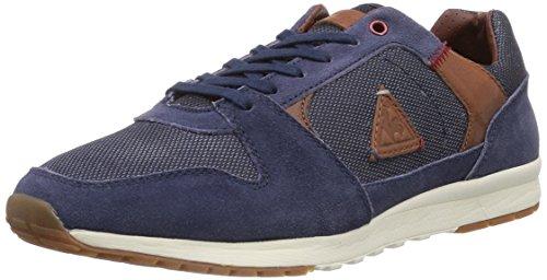 Sneakers Le LOW Blues Coq GASPAR Herren Hohe Dress Sportif Blau qOP7RwY