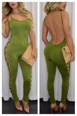 Pertul Ltd. -  Vestito  - Donna verde Green Taglia unica