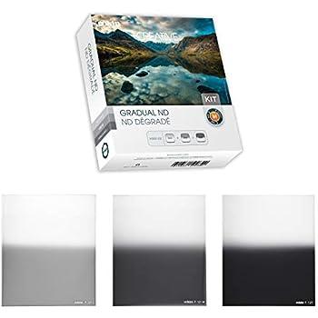 Color Gris Filtro Degradado ND8 Cokin Z121F