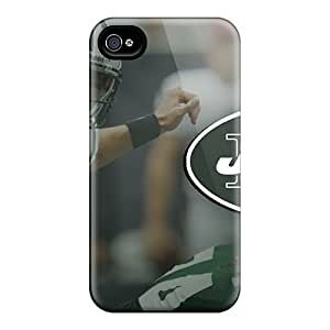 CFh2847aDTZ Elaney New York Jets Feeling Iphone 4/4s On Your Style Birthday Gift Cover Case