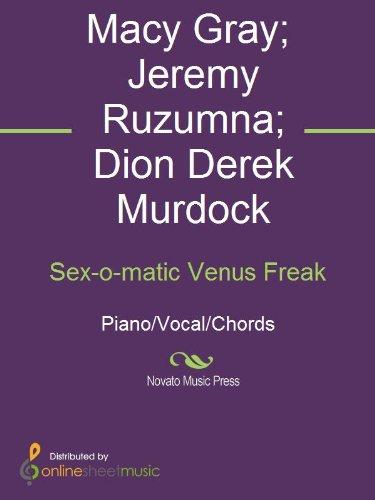 Sex-o-matic Venus Freak