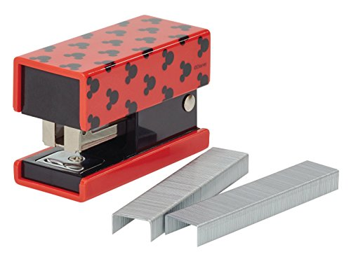 Swingline Disney Mini Stapler Red and Black - Stapling
