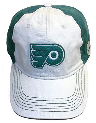 - Reebok Philadelphia Flyers Slouch Strap Kelly Green HAT - EP08Z