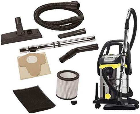 Aspirador en seco y húmedo PNTS 1400 G3, aspirador industrial multiusos, uso industrial: Amazon.es: Hogar
