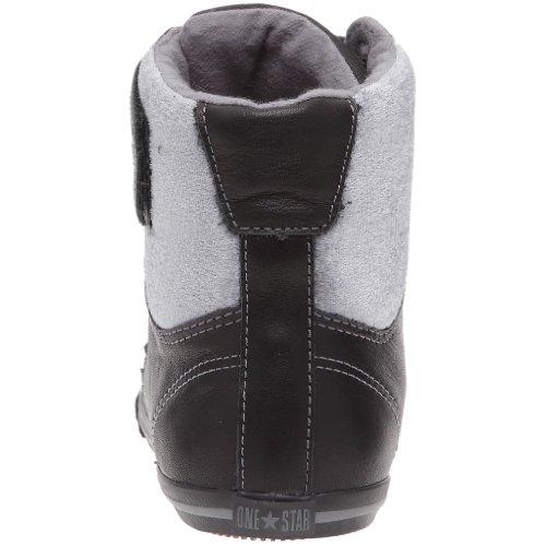 Profile Donna Sneaker Nero Hi Strap Low Grigio One Star Converse qgZH11
