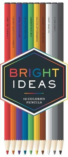 Bright Ideas Colored Pencils Chronicle product image