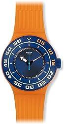 Swatch SUUO100 Serifos Mens Watch