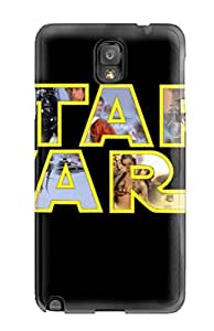 High Quality Audunson Star Wars Logo Skin Case Cover Specially Designed For Galaxy - Note 3